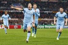 Champions League: Manchester City complete great escape in Rome