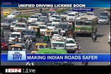 Making Indian roads safer by keeping untrained drivers off the road