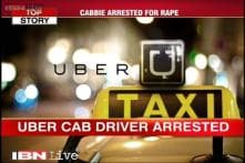 Delhi Police arrests rape accused Uber cab driver after 25-minute chase, to be produced in court today