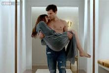 Erotic thriller 'Fifty Shades of Grey' gets an R rating in the US