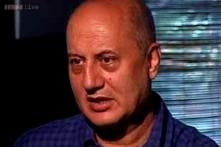 Anupam Kher criticises Censor Board chairman Leela Samson for resigning from her post
