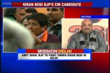 Delhi Assembly elections: BJP announces former IPS officer Kiran Bedi as chief ministerial candidate