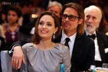 Angelina Jolie, Brad Pitt married in California before their French wedding
