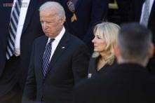 Shots fired near US Vice President Joe Biden's Delaware residence