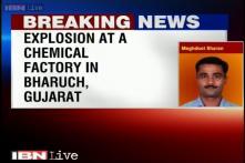 Gujarat: 1 labourer dead, 3 injured in blast at chemical unit in Bharuch