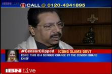 This is a serious charge by the Censor board chief: Congress