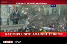 Millions unite against terrorism in historic French march