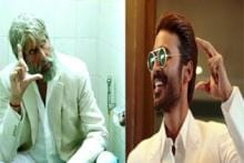'Shamitabh' new stills: Do Amitabh Bachchan and Dhanush play rivals in the film?