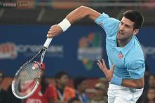 Qatar Open: Djokovic wins first match of year in under an hour