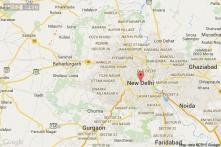 Several feared trapped as three-storey building collapses in Delhi