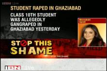 Three men allegedly gangraped a minor in Ghaziabad on her way back from evening tuitions