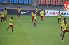 Pune FC takes on Shillong Lajong in I-League