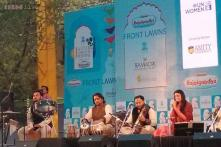 Jaipur Literature Festival 2015 opens amidst folk tunes of Rajasthan and sufi music