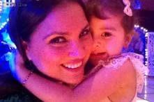 Snapshot: Lara Dutta celebrates daughter Saira's third birthday