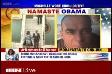 It is big acknowledgement: Michelle Obama Indian-American dress designer