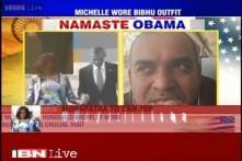 Honoured Michelle Obama wore my designed dress: Bibhu Mohapatra