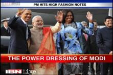 PM Narendra Modi's power dressing grabs everyone's attention