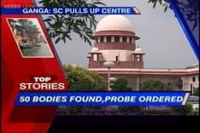 News 360: SC pulls up Centre over Ganga clean up