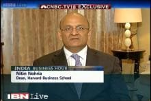 Harvard Business School Dean lauds Modi's 'Make in India' campaign, says need to reduce red tapism