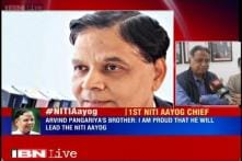 Arvind Pangariya will work hard to improve country's economy, says his brother