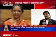 Censor Board is the last word, we dont interfere: Government