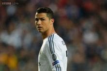 Cristiano Ronaldo suspension worry for stuttering Real Madrid