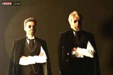 Watch: Dhanush and Amitabh Bachchan 'mix' to become 'Shamitabh' in the new trailer