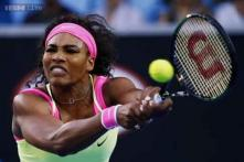 Serena Williams eases into Australian Open second round