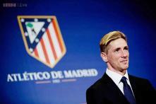 Fernando Torres in line for Atletico return in Madrid derby