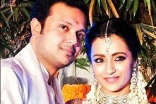Photo of the day: Actress Trisha Krishnan gets engaged to industrialist  Varun Manian