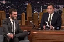 Fifty Accents of Grey: Jamie Dornan reads out lines from the book in different accents