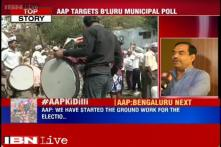 After Delhi sweep, AAP eyes Bengaluru civic polls