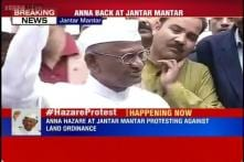 'How can government take away irrigated land of farmers?': Anna Hazare