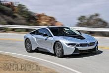 BMW i8 hybrid electric supercar launched at Rs 2.29 crore in India