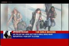 British Police launch appeal to find 'Syria-bound' schoolgirls