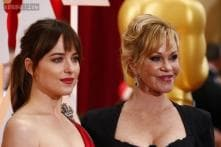 Oscars 2015: Why did Dakota Johnson snap at her mother Melanie Griffith at the red carpet?