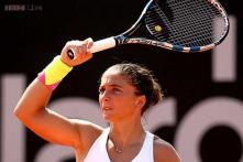 Sara Errani survives to reach semi-finals on clay in Rio Open