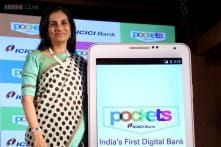 Pockets: ICICI Bank's new digital banking service lets users send money to any e-mail address, mobile number, friends on Facebook