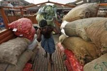 India's wholesale prices fall 0.39 per cent in January