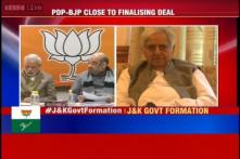 J&K: PDP, BJP may form coalition soon, no agreement on Article 370, AFSPA yet