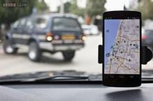 A new app that predicts where parking spaces can be found using real-time data from mobile phones