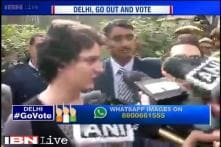 Delhi polls: AAP has a lot to learn from Congress, says Priyanka Gandhi