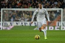 Coach Ancelotti relieved after Ronaldo returns to goal-scoring form