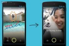 A new app that lets you send pictures, messages to your friends' lock screens