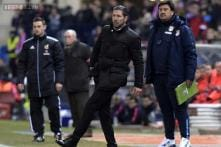 Diego Simeone rejects claims of violent play ahead of Madrid derby