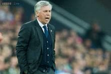 Real Madrid's poor form won't prompt tactical change: Carlo Ancelotti