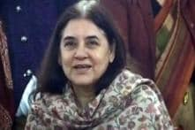 Union Minister Maneka Gandhi bats for surface cleaner made from cow urine extracts