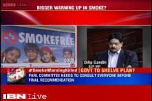 Health Ministry holds its plan to increase size of pictorial warnings on tobacco products
