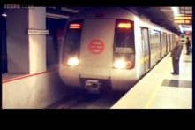 Work to install platform screen doors in Delhi Metro begins