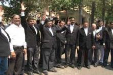 Lawyers abstain from work in Maharashtra to protest advocate's killing